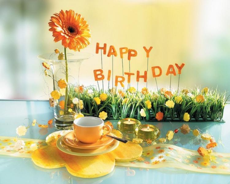 Bộ Sưu Tập Những tấm thiệp hoa sinh nhật Đẹp - Độc Đáo - Ấn Tượng nhất 2018 1