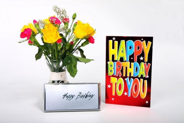 Bộ Sưu Tập Những tấm thiệp hoa sinh nhật Đẹp - Độc Đáo - Ấn Tượng nhất 2018 2