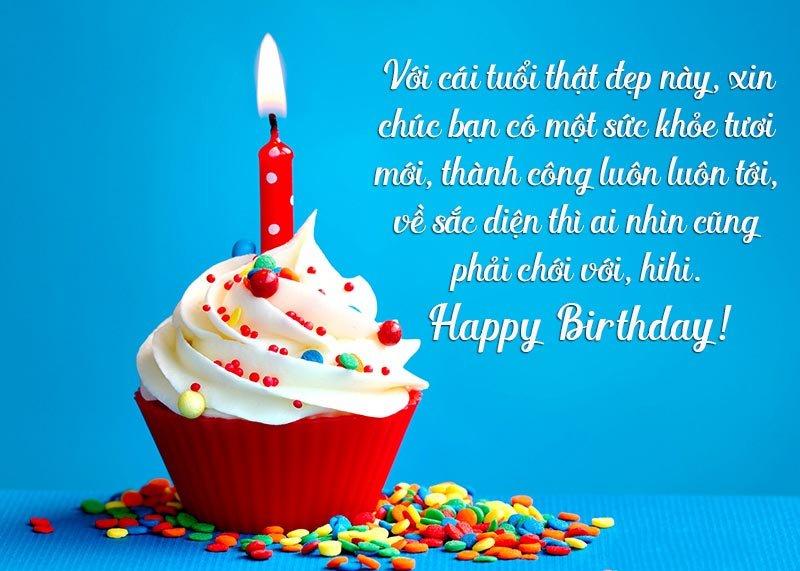 Những lời chúc sinh nhật hay và ý nghĩa dành cho mẹ
