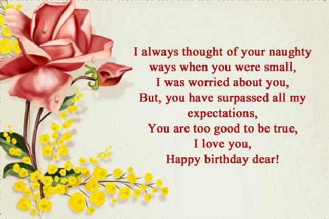 Những lời chúc sinh nhật hay nhất cho bạn trai