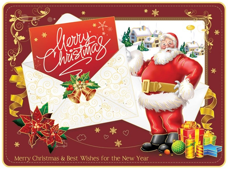 Mua thiệp giáng sinh ở đâu Đẹp mà giá rẻ tại Hà Nội?