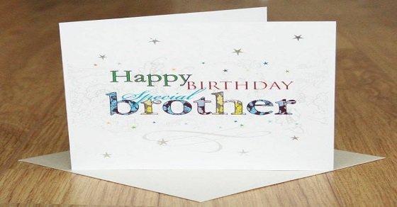 Mẫu thiệp sinh nhật cho anh trai đẹp kèm lời chúc ý nghĩa 6
