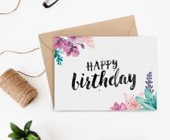 Bộ sưu tập những tấm thiệp sinh nhật đẹp nhất, ấn tượng và độc đáo