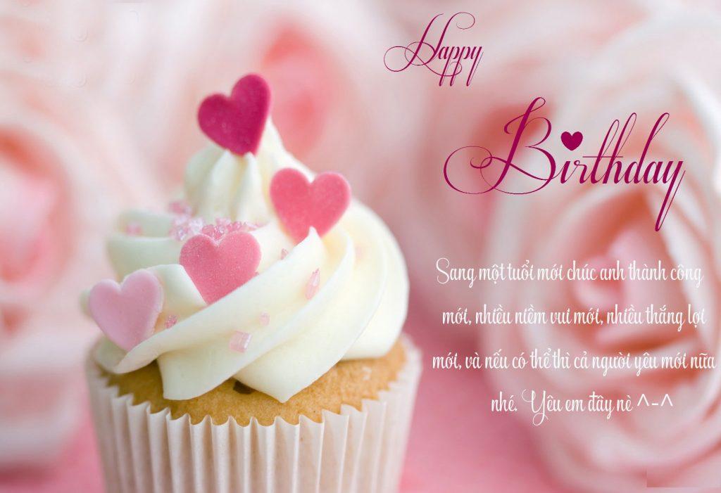 Mẫu thiệp sinh nhật bạn trai đẹp kèm theo lời chúc ngọt ngào và ý nhĩa