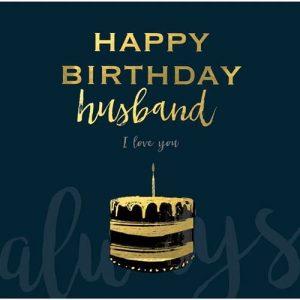 Tổng hợp các mẫu thiệp sinh nhật chồng đẹp cùng lời chúc ý nghĩa