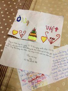Mẫu thiệp chúc mừng sinh nhật ông bà kèm lời chúc ý nghĩa nhất