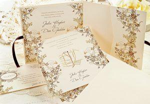 Những mẫu thiệp cưới sang trọng nhất trong mùa cưới năm nay