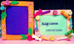 Một số cách tạo khung ảnh sinh nhật vô cùng sáng tạo