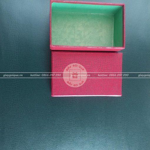 Cách làm hộp quà hình chữ nhật đẹp mà cực kỳ dễ làm