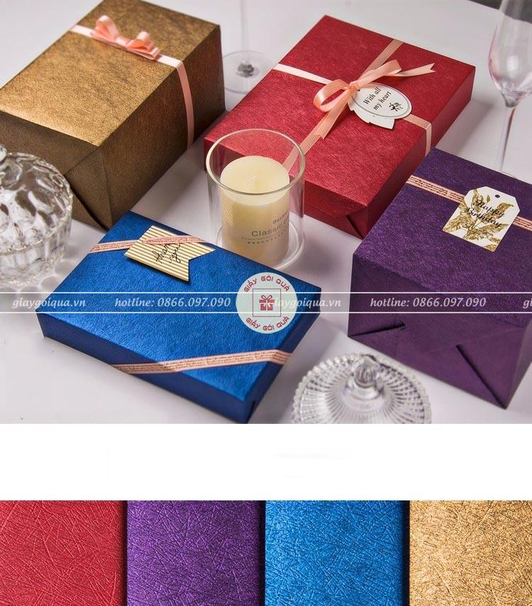 Giấy gói quà mua ở đâu đẹp và giá rẻ nhất hiện nay?