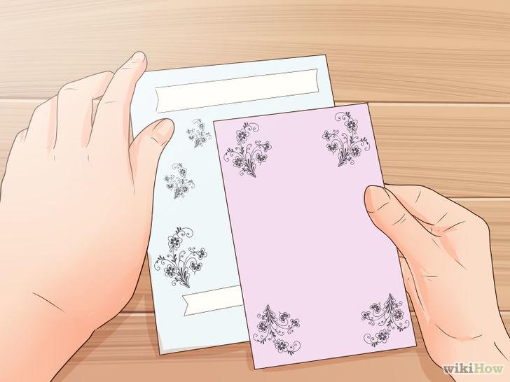 Hướng dẫn cách làm thiệp sinh nhật dễ làm bằng giấy dán tường