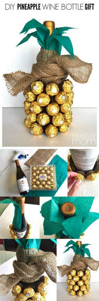 Các mẫu gói quà rượu ĐƠN GIẢN mà ĐẸP MẮT gây ấn tượng mạnh