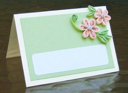 Cách sử dụng giấy màu làm thiệp cực kỳ đơn giản và bắt mắt