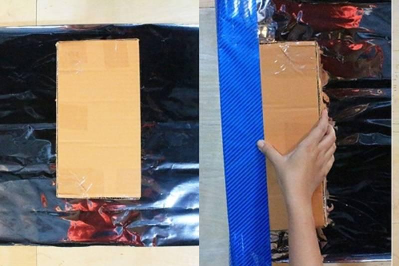 Cách sử dụng giấy gói quà Hàn Quốc để có hộp quà đẹp