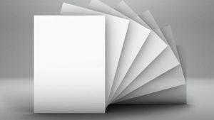 Định lượng giấy là gì? Các loại giấy phổ biến được tính theo định lượng
