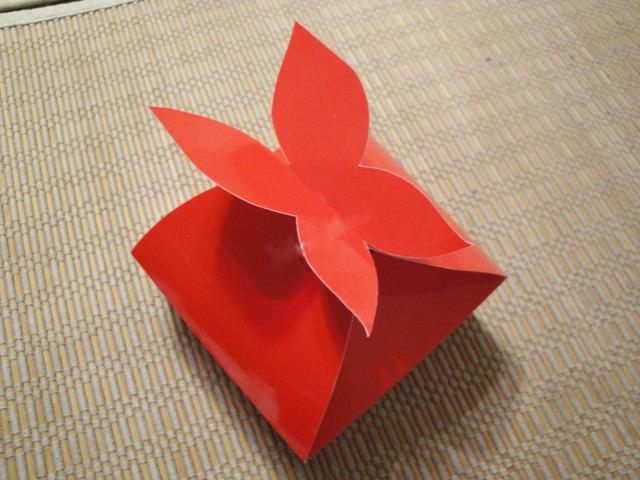 2 Cách làm hộp quà đựng bánh trung thu SIÊU dễ thương