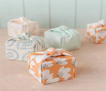 Cách gói quà kiểu Origami