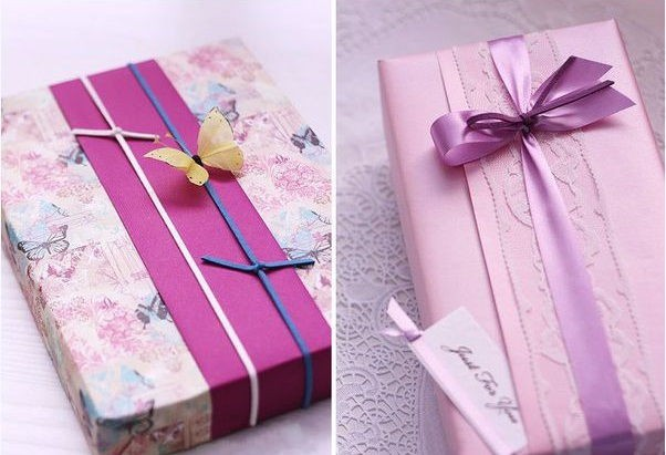 Học cách gói quà nhanh đơn giản chỉ với 3 bước ai cũng có thể làm