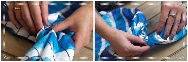 Hướng dẫn cách gói quà bằng vải đẹp độc đáo của người Nhật