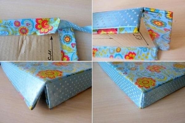 Cách làm hộp đựng quà SIÊU cute bằng giấy bìa carton