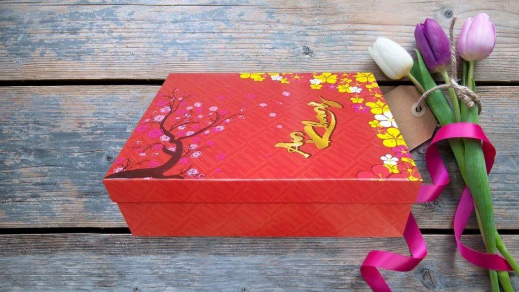2 Cách tự làm hộp quà đẹp mà cực kỳ đơn giản - 291271