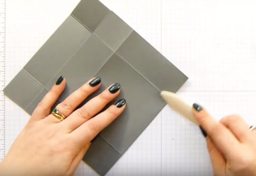 Cách làm hộp quà hình vuông Đáng Yêu ai cũng làm được