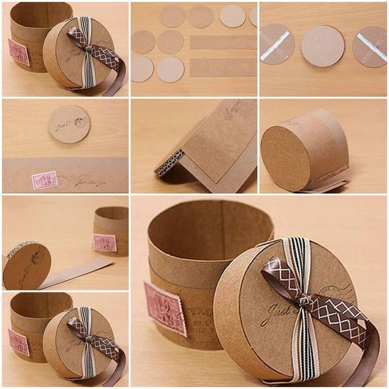 TOP 6 cách làm hộp quà handmade siêu dễ thương bạn nên biết