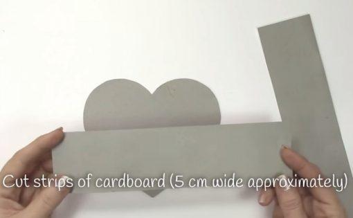 Cách làm hộp quà trái tim ngày lễ Valentine siêu dễ thương
